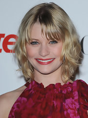 Emilie De Ravin looked cute with her short wavy cut at the 2008 Teen Vogue Party.