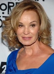 Jessica Lange kept it classic with this curly bob at the 'American Horror Story' screening.