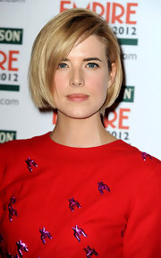 Agyness Deyn kept it classic with this bob at the 2012 Jameson Empire Film Awards.