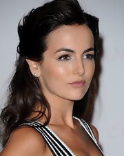 Camilla Belle kept it simple and classic with a pair of pearl studs at the LACMA Art + Film Gala.