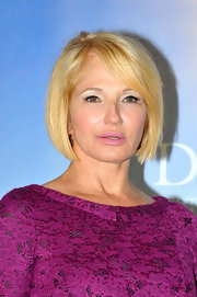 Ellen Barkin kept it timeless with this bob at the Deauville Film Festival photocall for 'Another Happy Day.'