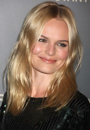 Kate Bosworth made messy hair look so cute when she wore this layered cut at the Vacheron Constantin collection launch.