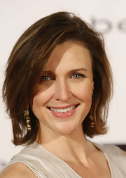 Brenda Strong rocked a stylish bob at the Bebe Lingerie launch party.