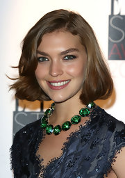 Arizona Muse showed off a perfectly sweet bob at the 2013 Elle Style Awards.
