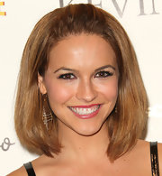 Chrishell Stause looked adorable with her half-up lob at the screening of 'We Need to Talk About Kevin.'