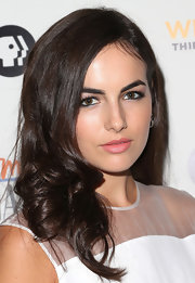 Camilla Belle looked super sweet with her bouncy curls at the premiere of 'American Masters Inventing David Geffen.'