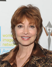 Sharon Lawrence went casual with this razor cut at the WIN Awards.