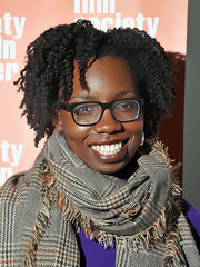 Adepero Oduye attended the screening of 'Pariah' wearing a short curly style.