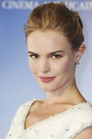 Kate Bosworth sported a romantic, messy-chic bobby-pinned updo during the photocall for 'Another Happy Day.'