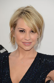 Chelsea Kane looked edgy-glam with her short messy hairstyle at the 2012 Los Angeles Film Festival premiere of 'Magic Mike.'
