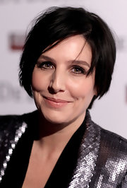 Sharleen Spiteri wore a short side-parted 'do at the Love Ball London.