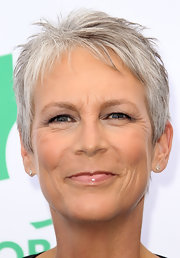Jamie Lee Curtis attended the Millennium Awards wearing her hair in a cool pixie cut.
