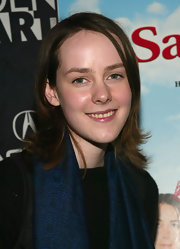 Jena Malone stayed casual with this flippy layered cut at the premiere of 'Saved.'