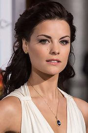 Jaimie Alexander added a bit of bling.