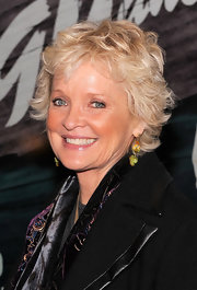 Christine Ebersole attended the Broadway opening of 'The Gershwins' Porgy and Bess' wearing a casual layered razor cut.