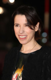 Sally Hawkins sported a casual bob at the UK premiere of 'Submarine.'