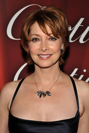Sharon Lawrence opted for a stylish razor cut when she attended the 2010 Palm Springs International Film Festival.
