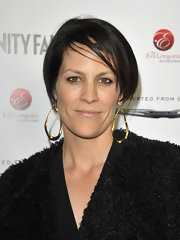 Annabeth Gish rocked a punky bob at the Eva Longoria Foundation celebration.