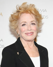 Holland Taylor attended the 2011 Drama Desk Awards sporting a disheveled 'do.
