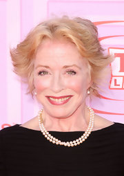 Holland Taylor looked adorable with her windswept 'do at the 2009 TV Land Awards.