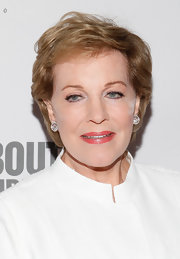 Julie Andrews wore a Princess Di-inspired 'do at the Roundabout Theatre Company's 2012 Spring Gala.