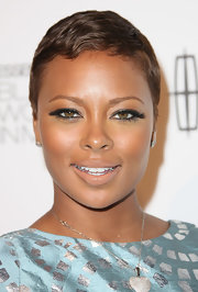 Eva Pigford looked oh-so-cute with her pixie at the 2012 Essence Black Women in Music event.
