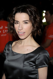 Sally Hawkins kept it short and sweet with this curled-out bob at the TIFF premiere of 'Submarine.'