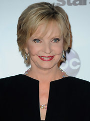 Florence Henderson rocked an elegant short layered cut at the 'Dancing with the Stars' 200th episode party.
