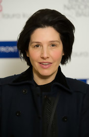 Sharleen Spiteri sported a short, brushed-back 'do at the Beyond Ballet Russes pre-party.