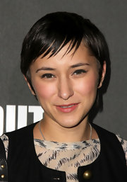 Zelda Williams sported a cute pixie at the 'Call of Duty: Black Ops' launch party.