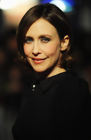 Vera Farmiga wore her hair short with curly ends at the BFI London Film Festival premiere of 'Up in the Air.'