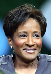 Wanda Sykes sported a short side-parted 'do at the TCA Tour Cable.