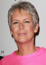 Jamie Lee Curtis kept it relaxed with this pixie at the Pink Party '11.