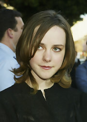 Jena Malone sported a bouncy layered cut at the premiere of 'Saved.'