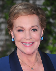 Julie Andrews stuck to her signature short side-parted 'do at the 2011 Backstage at the Geffen Gala.