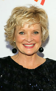 Christine Ebersole looked stylish with her tousled razor cut at the 2011 GLAAD Amplifier Awards.