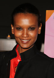 Liya Kebede attended the '#1 Ladies Detective Agency' screening rocking a smoky eye.