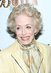 Holland Taylor sported a tousled short 'do at the opening night of 'Buyer & Cellar.'