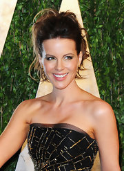All eyes were on Kate Beckinsale and her flirty updo.