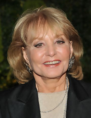 Barbara Walters stuck to her signature bob at the 2012 MoMA Party in the Garden benefit.