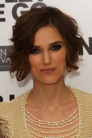 Keira Knightley sported a short and sweet wavy 'do at the premiere of 'Never Let Me Go.'