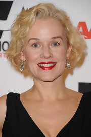 Penelope Ann Miller wore her hair in a curly bob at the 2011 Movies for Grownups Awards.