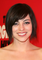 Krysta Rodriguez rocked a short scene cut at the KROQ screening of 'The Virginity Hit.'