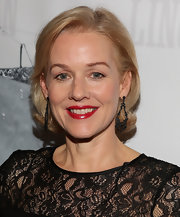 Penelope Ann Miller opted for a classic bob when she attended the world premiere of 'Saving Lincoln.'