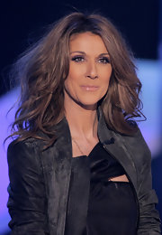 Celine Dion looked gorgeous with her teased 'do while visiting 'Wetten, dass..?'