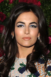 Camilla Belle attended the Chanel Artist Dinner wearing gorgeous bouncy curls.