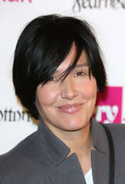 Sharleen Spiteri sported a simple short 'do at the launch of Fearne Cotton's SS13 collection.