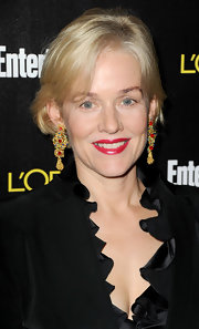 Penelope Ann Miller opted for a casual bob when she attended the Entertainment Weekly pre-SAG Awards party.