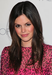 Rachel Bilson opted for a hippie-chic center-parted 'do when she attended the Art of Elysium's Heaven Gala.