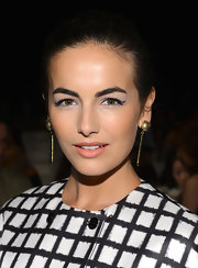 Camilla Belle looked absolutely beautiful with her flawless complexion!
